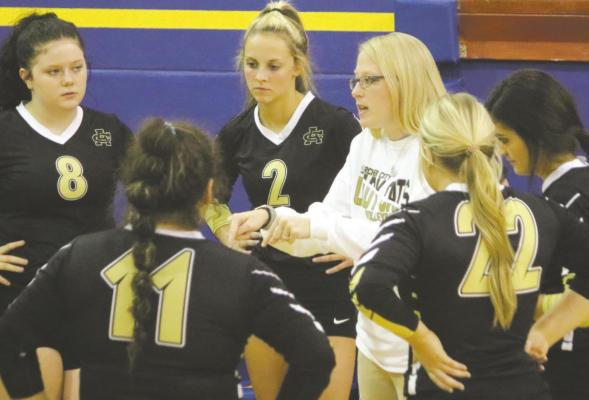 Archer City Lady Cats continue to roll