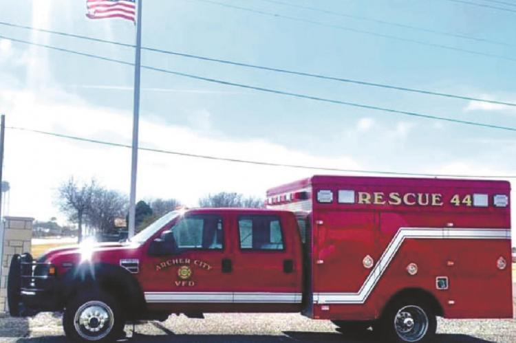 ACVFD gets new rescue truck